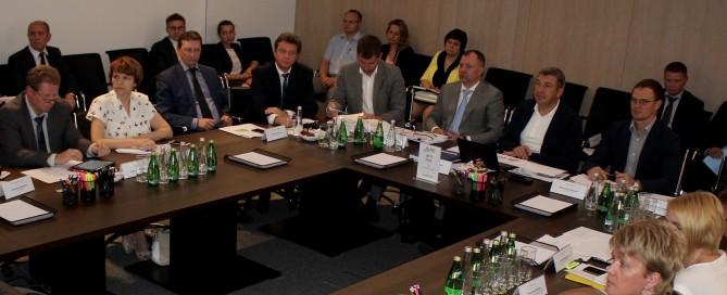 Совещание по BIM под руководством вице-губернатора Санкт-Петербурга 1